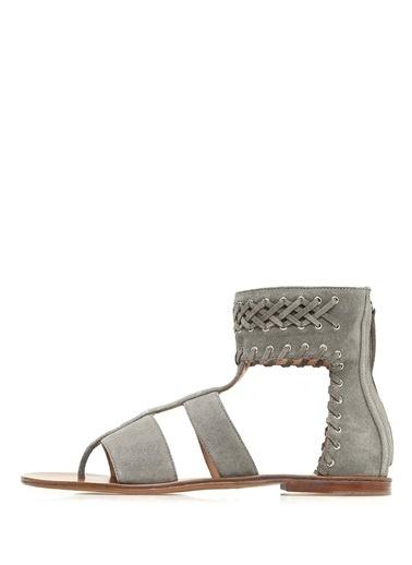 IRO Sandalet Gri